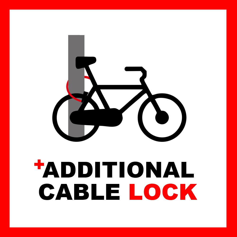 ADDITIONAL CABLE LOCK