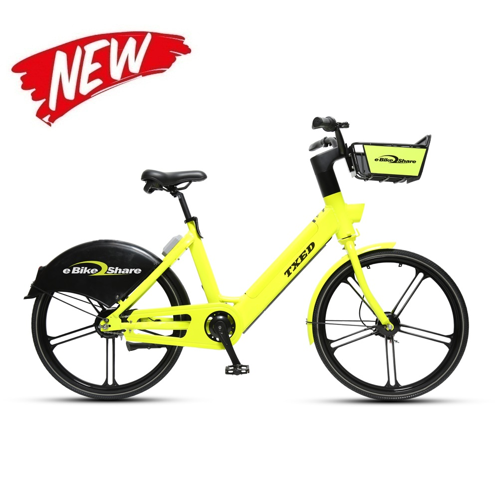 E Bike2Share IV